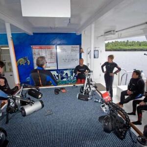 Atlantis Azores Dive Deck