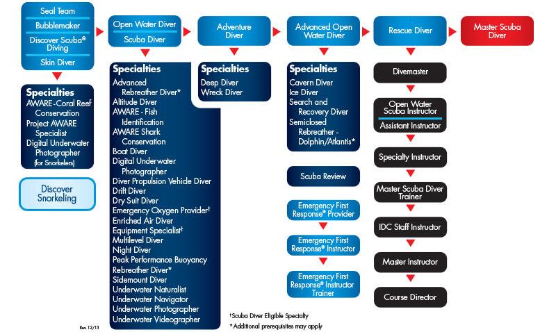 PADI-Flow-Chart