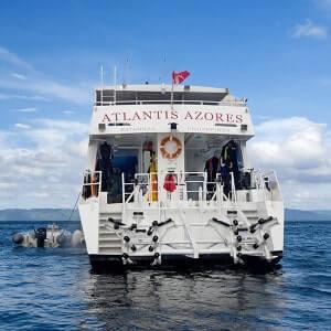 Atlantis Azores Boat