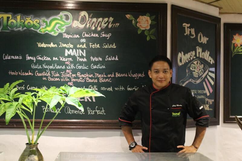 atlantis chef marlon