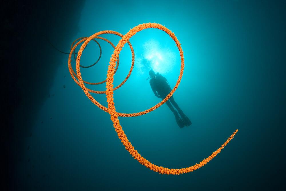 Underwater-navigation