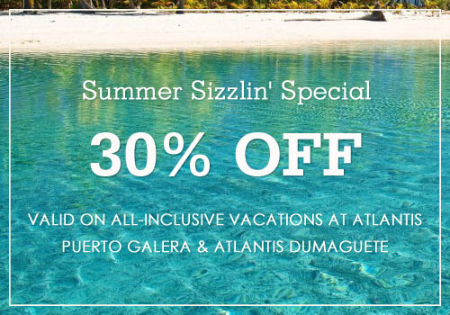 30% Off Summer Sizzlin' Special