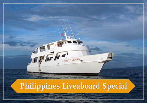 Atlantis Azores – Philippines Liveaboard Special